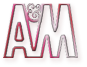 A&M records company logo, 75 pixel